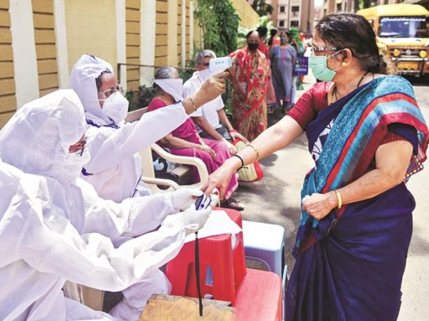 Coronavirus LIVE: India cases at 11,173,761; more than 10.8 mn vaccinated
