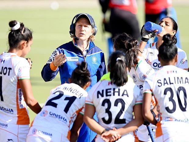 Indian women's hockey team undergoes mind training workshop