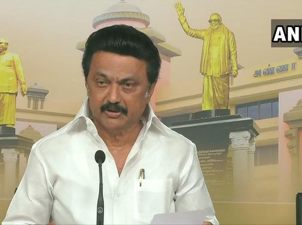 DMK releases manifesto for Tamil Nadu elections | Photo: ANI