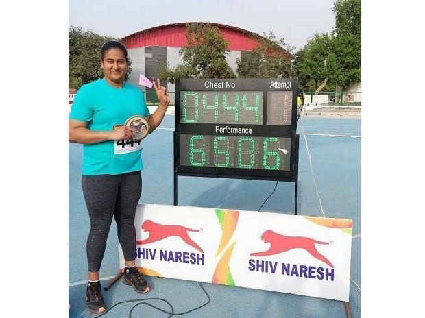 Kamalpreet Kaur: India's latest discus throw sensation