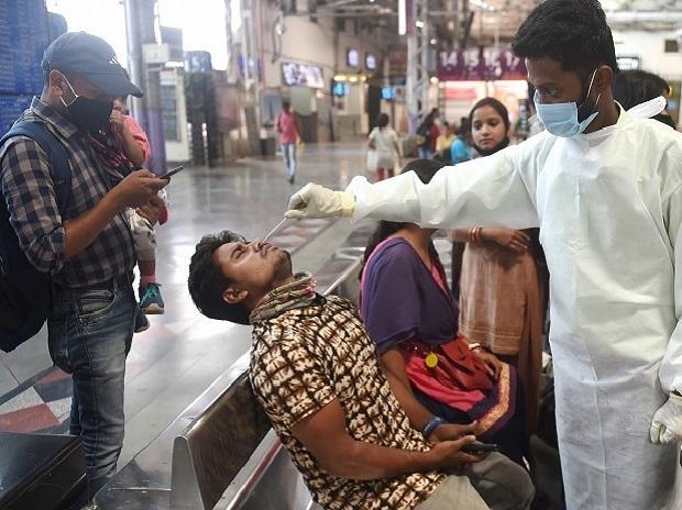 Coronavirus, Mumbai
