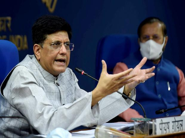 Piyush Goyal | Photo: PTI