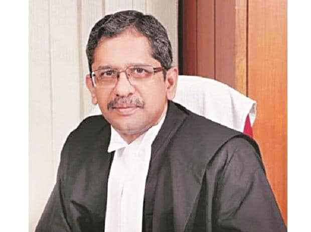 N V Ramana, Chief Justice of India-designate, CJI