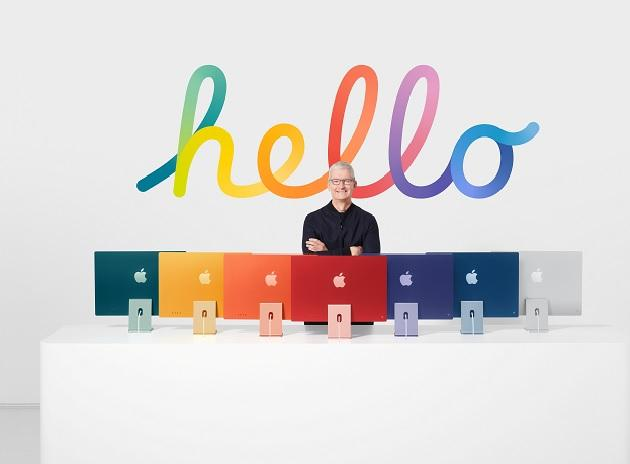 Apple spreads Spring colours with a range of new product launches thumbnail
