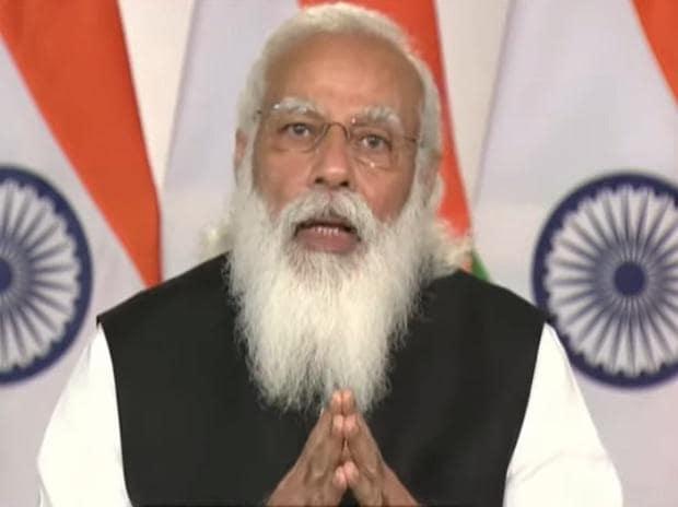 Jejak karbon per kapita India 60% lebih rendah daripada dunia moderat: PM thumbnail