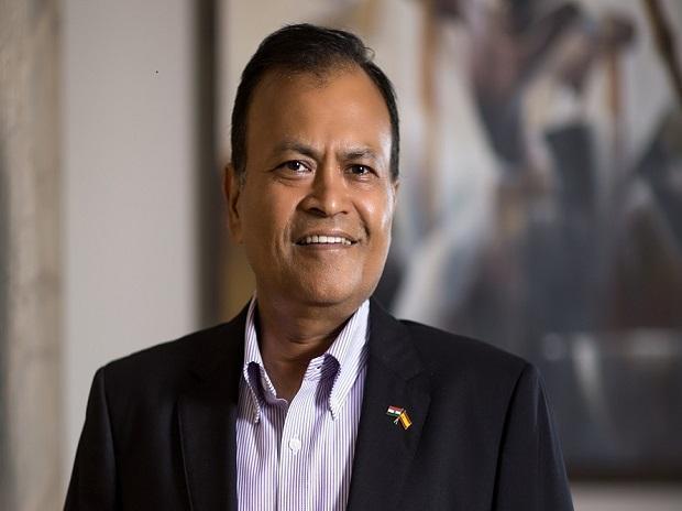 Sunil Kanoria, vice chairman of Srei Infrastructure Finance.
