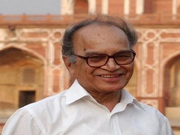 Ex J&K governor, Jagmohan