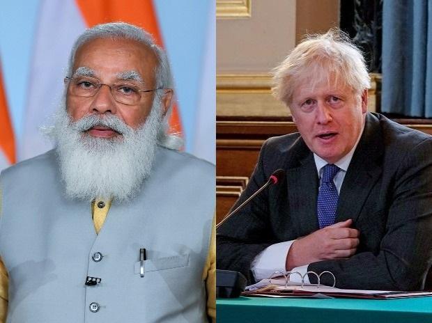 India, UK, PM Modi, Boris Johnson