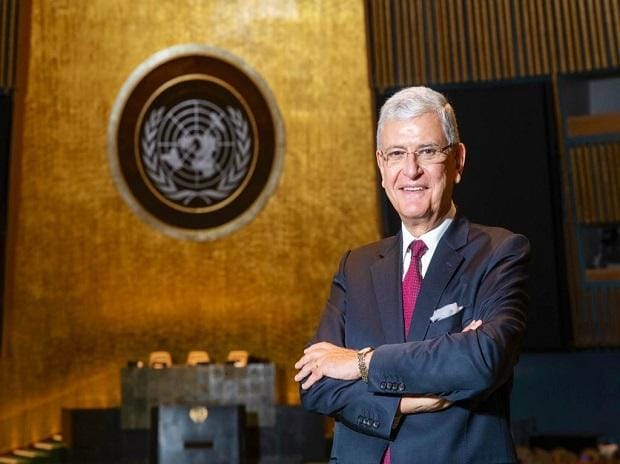 UN General Assembly President