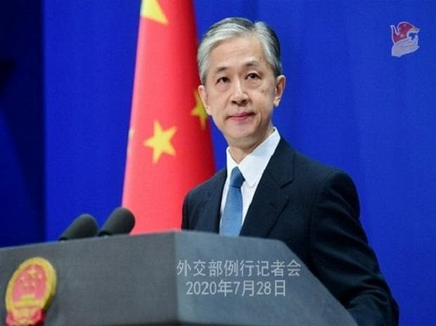 China condemns G7 criticism of Beijing's presence in East, South China seas