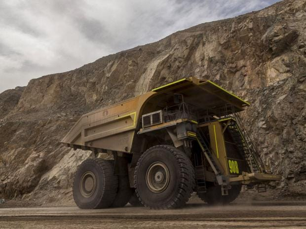 Union at BHP's Escondida mine in Chile rejects contract, firm seeks talks