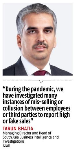 With banks blindsided by Covid-19, incidence of fraud may well have gone up