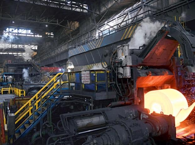 The share of top six steel producers in crude steel production, which used to hover at 55 per cent, stood at 63 per cent in FY21