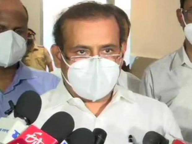 Rajesh Tope