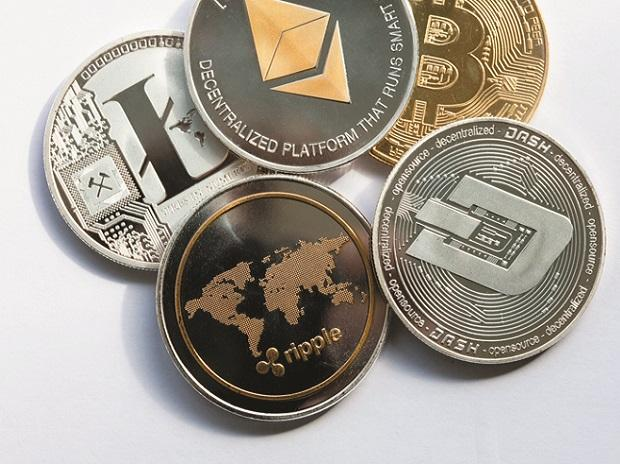 Cryptocurrency, bitcoin, ripple