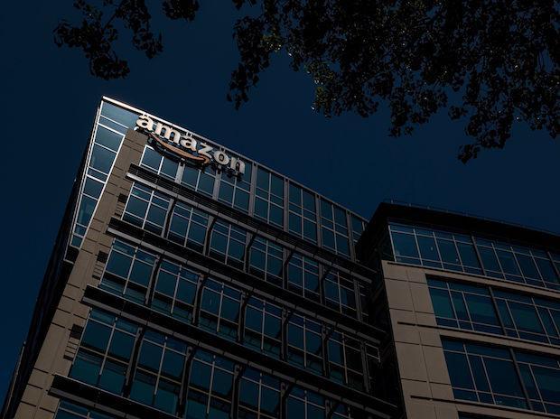 Amazon headquarter. (Photo: Bloomberg)