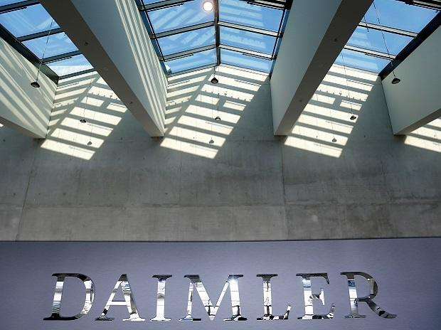 Daimler India shuts bus and truckmaking unit for 3 days on parts shortage