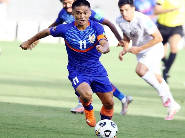 Nepal are always tough when they play against us: Sunil Chhetri