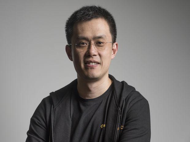 Zhao Changpeng, chief executive officer of Binance. (Photo: Bloomberg)