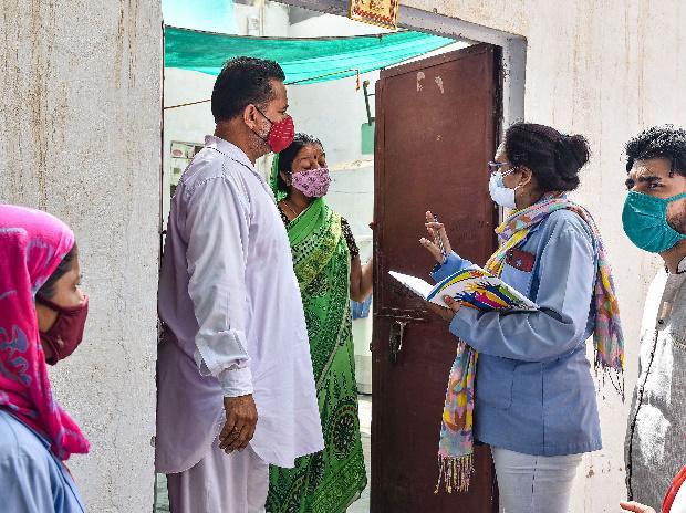 Covid LIVE: India death toll nears 400,000-mark; global tally 181.5 million