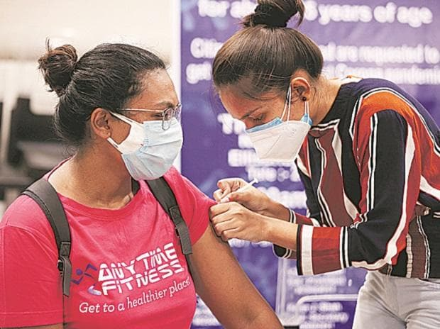 India overtakes US in total Covid-19 vaccine doses given, says govt