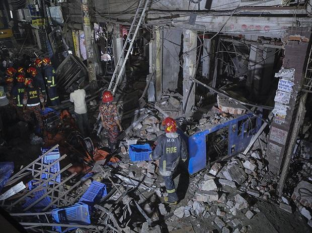 Police: At least 7 dead in Bangladesh blast; cause unknown
