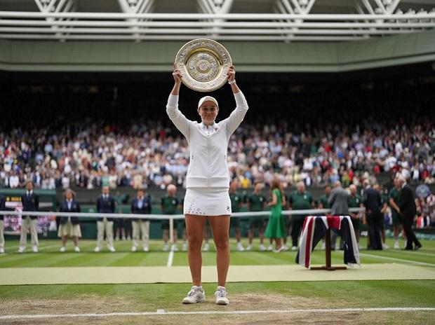 For indigenous people and women, Ash Barty's Wimbledon win is historic
