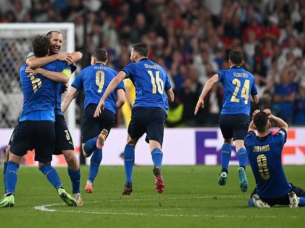 Italy football team, euro 2020