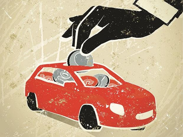 Auto finance fortunes are linked to the automobile industry which had plant closures in the June quarter