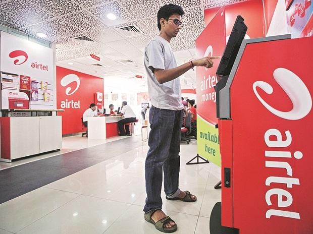 Bharti Airtel market cap nears Rs 4-trillion mark;up 23% in 13-trading days