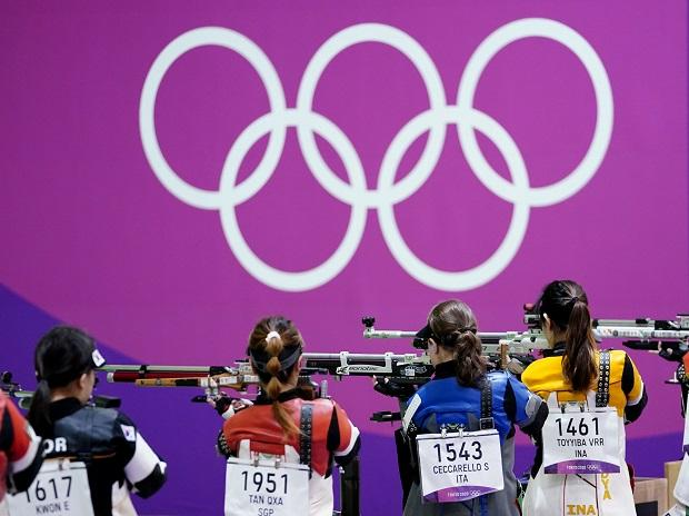 Tokyo Olympics 2021 LIVE 10m Air pistol mixed team: Manu, Saurabh in action