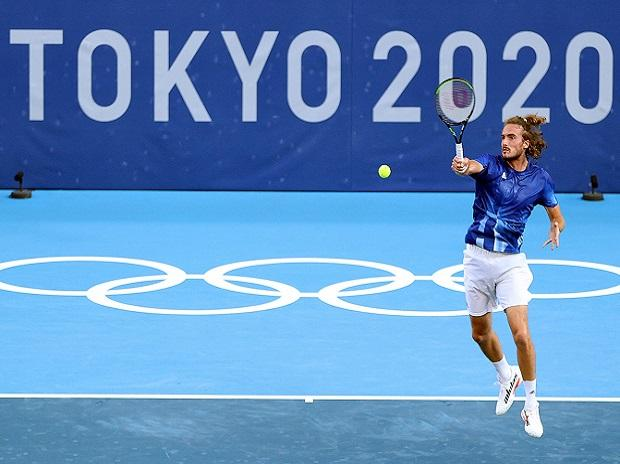 Stefanos Tsitsipas looking to extend family legacy at Olympics