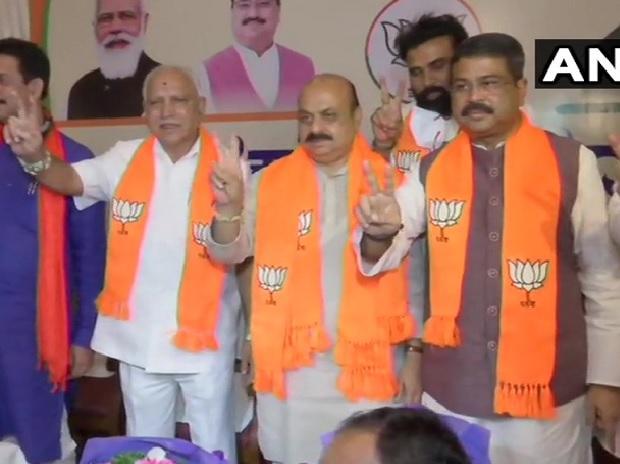 Basavaraj Bommai to be the next chief minister of Karnataka