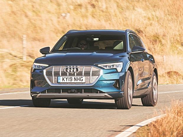 Silence! Audi's electric SUV is now in town: Check details here