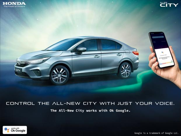 Honda upgrades connected features on 5th gen City with Google Assistant