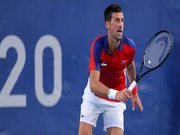 Novak Djokovic, Tokyo Olympics