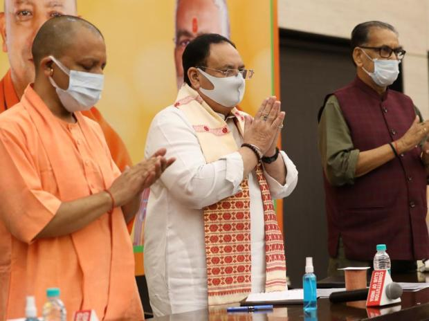 BJP's UP outreach: First task for 7 new Union ministers from the state