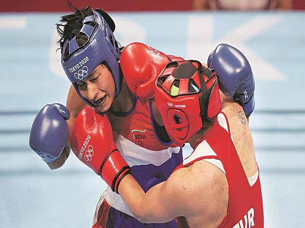 With Lovlina's bronze, women have won 7 of India's last 9 Olympic medals