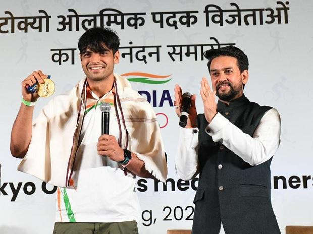 India lays out red carpet for Olympic heroes in Delhi, felicitates them