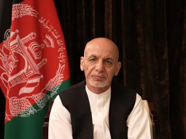 Afghan President Ashraf Ghani releases video, first since fleeing Kabul