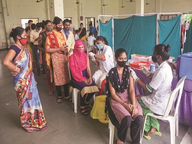 India achieved a new single-day vaccination milestone on Tuesday with almost 13 million doses administered.