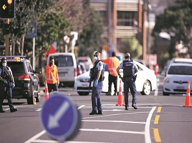 New Zealand police kill 'terrorist' after he stabs 6 people: Report