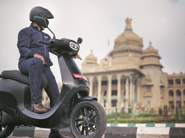 Ola Electric defers e-scooter sale to September 15 due to website glitch