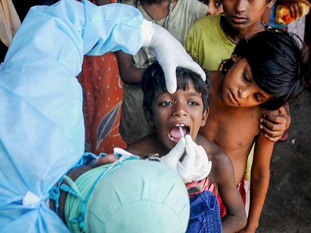 health workers, coronavirus, covid-19, vaccine, vaccination, Kolkata, West Bengal, Children