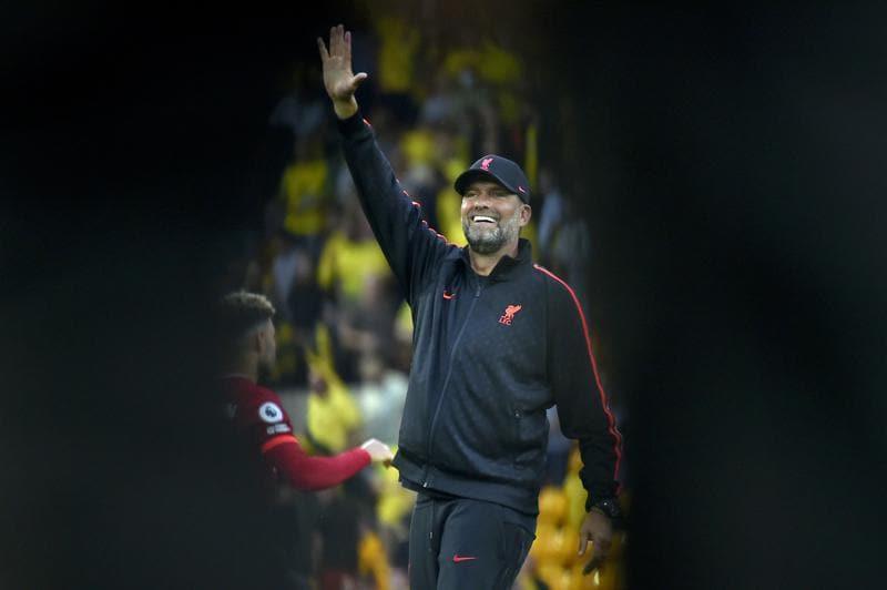Liverpool's manager Jurgen Klopp (AP photo)