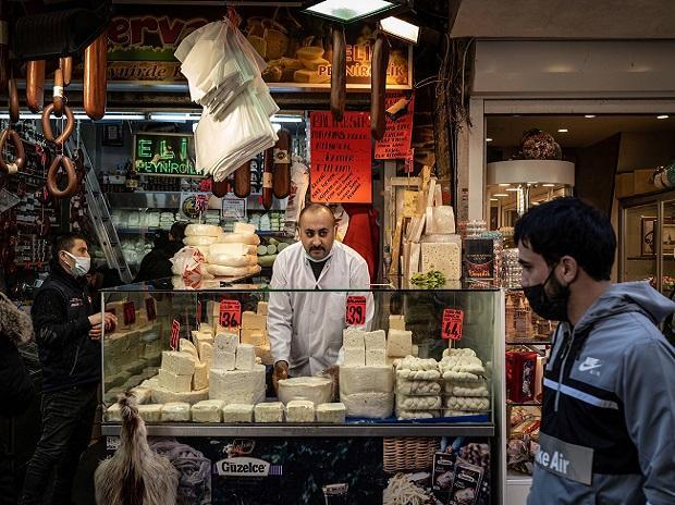 Istanbul, Turkey, shops, economy, business