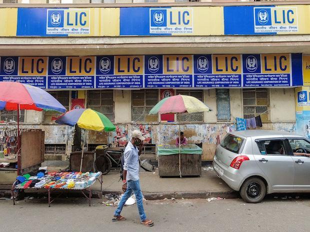 Govt seeks 9-bn valuation for LIC's mega IPO: Report