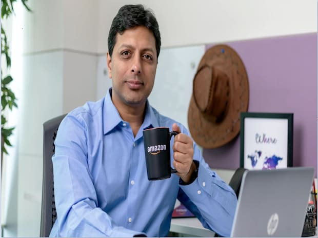Amit Agarwal, global senior vice president and country head, Amazon India
