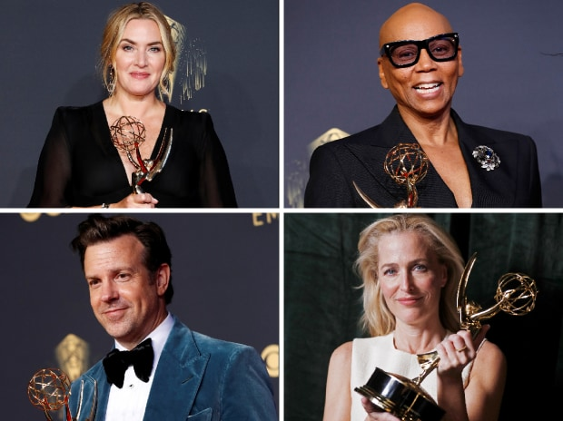 Emmy Awards 2021 winners' list: Kate Winslet, The Crown, Ted Lasso & more