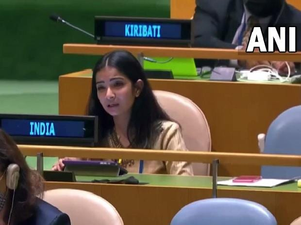 'Arsonist disguising itself as fire-fighter': India's reply to Pak at UNGA